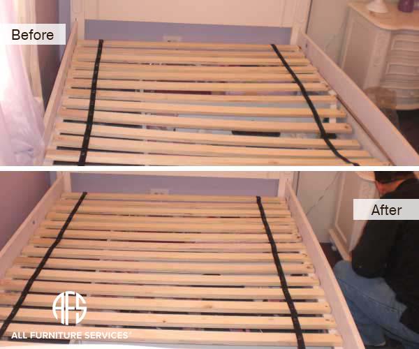 Bed Frame Platform Repair