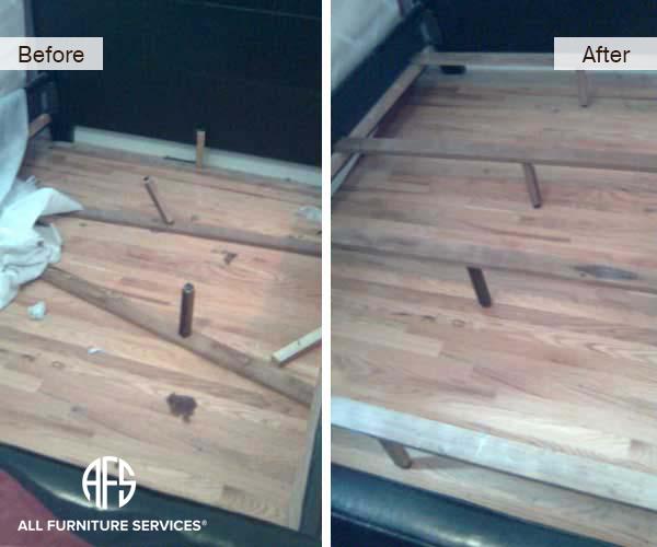 Broken Bed Frame Slats Repair