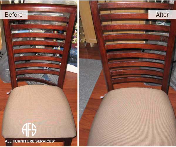 Broken Chair Back Spindle