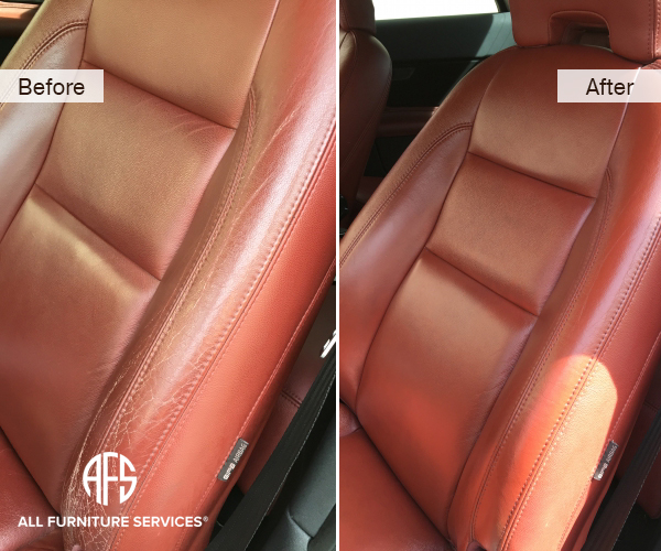 Car Auto Seat leather Vinyl Wear Tear Repair Dyeing