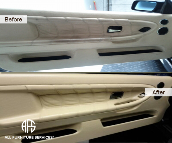 Car Doro Panel Leather Vinyl Dyeing Repair Discoloration