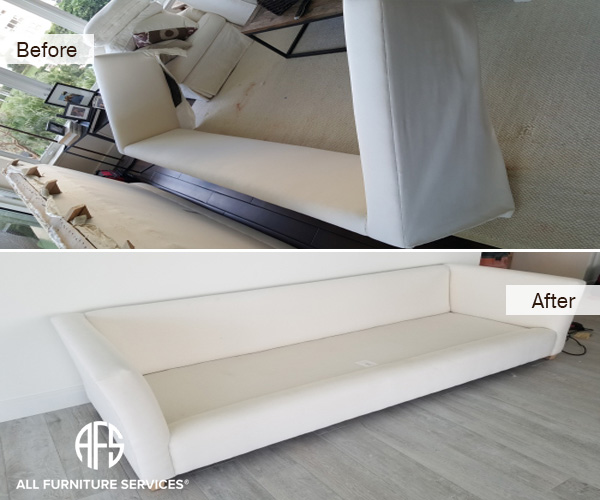 Couch Disassembly Reassembly Sofa Break Down Fit inside Moving tight problem solution