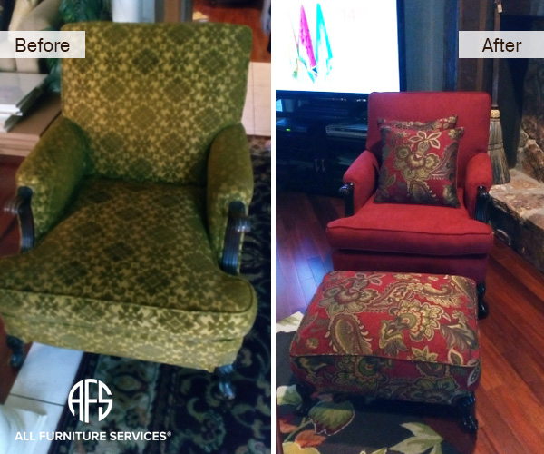 Furniture-Chair-Ottoman-reupholstery-fabric-change-upholstery