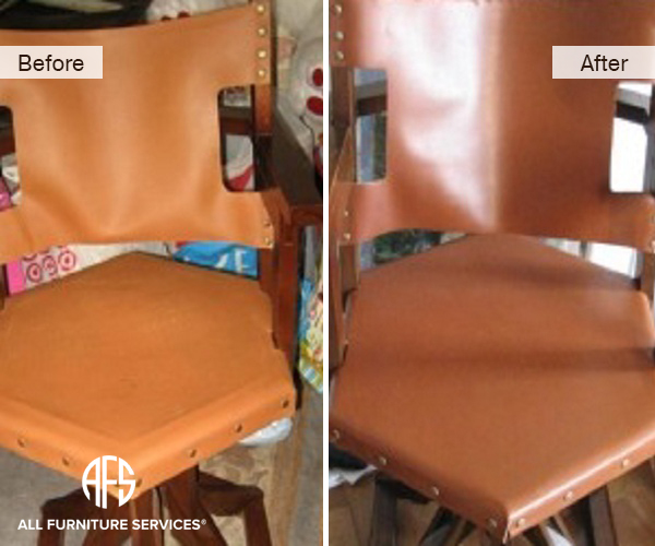 Leather Re-upholstery