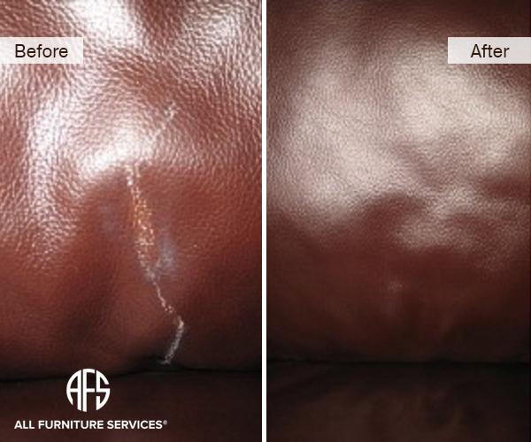 Leather Scuff Removal