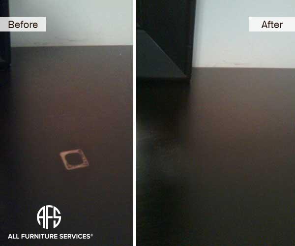 Liquid Damage Dresser