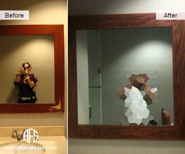 Mirror Refinishing