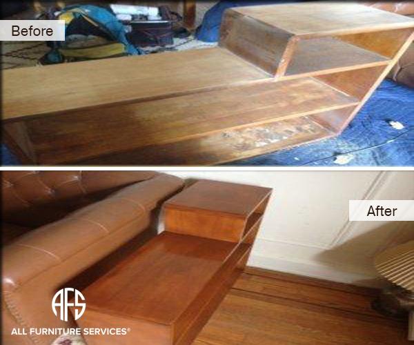 New York Cabinet Refinishing color change furniture