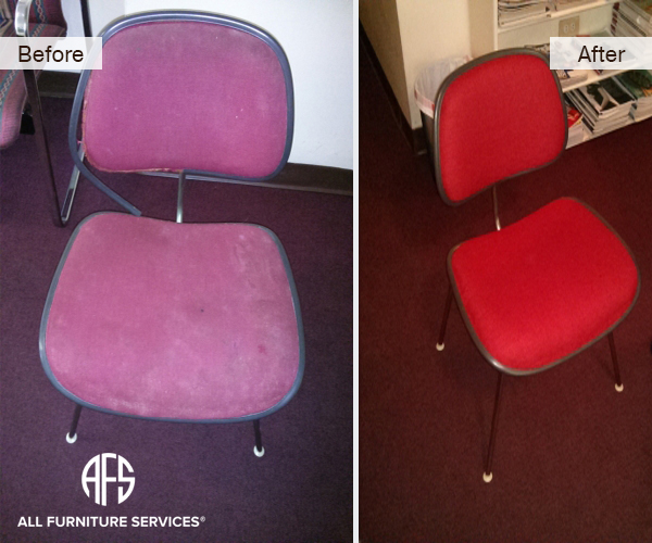 Office Chair re-upholstery