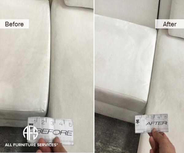 Padding Upholstery Wrinkle Shape line-up Adjustment