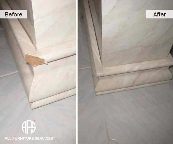 Pedestal Table Repair