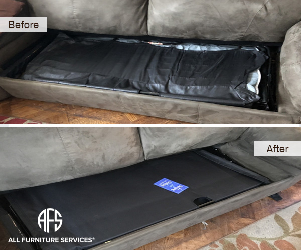 Sleeper-Sofa-bed-couch-supply-and-install-replacement-mechanism-full-queen-repair-sale