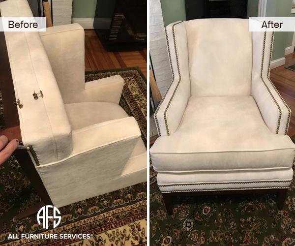 adding-Nail-heads-tacks-decorative-detail-chair-furniture