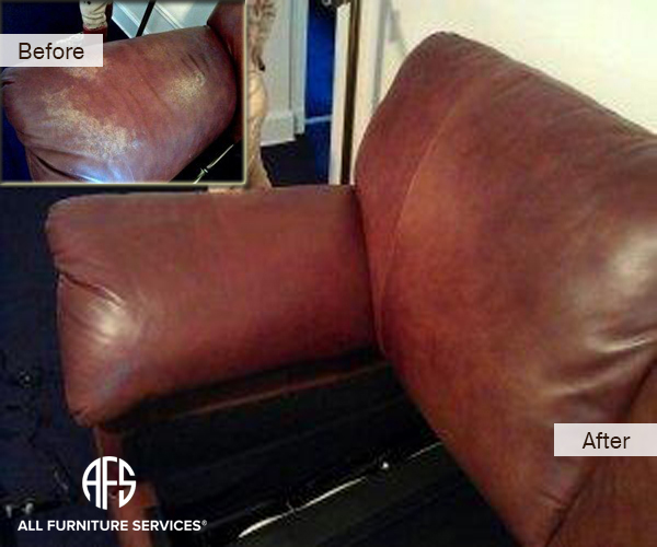 leather vinyl fabric uphosltery match restoration dye repair