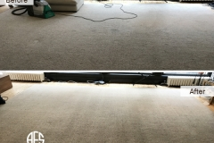 Carpet Rug cleaning repair restoration stain mark removal in-home