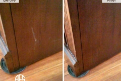 Nightstand Scratch Repair 1