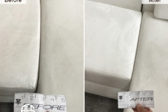Padding Upholstery Wrinkle Shape line-up adjustment